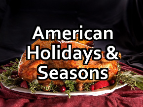 American Seasons and Holidays