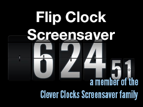 Animated Flip Clock