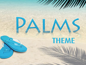 Beach Palms Theme