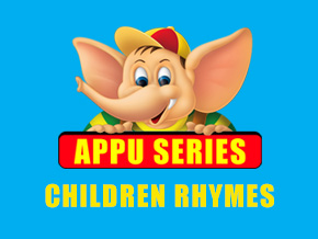 Children Rhymes by Appu Series
