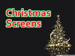Christmas Screens