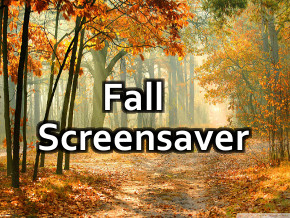 Fall Screensaver
