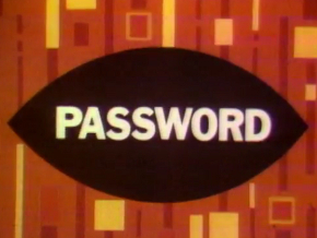 Game Show Password