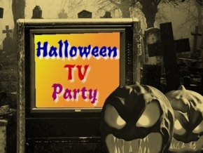 Halloween TV Party
