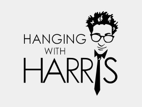 Hanging with Harris