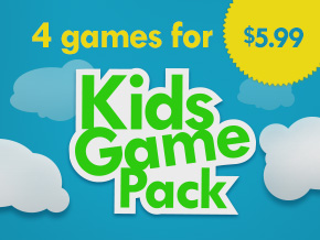 Kids Game Pack