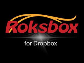 Roksbox for Dropbox