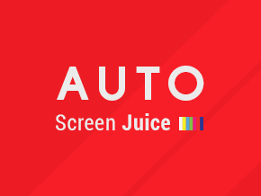 ScreenJuice Autos