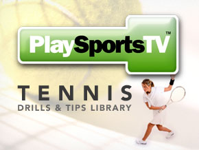 Tennis Drills & Tips Library