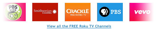 Roku Free TV Channels